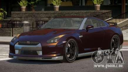 Nissan GTR R35 ZT für GTA 4