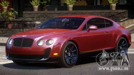 Bentley Continental RT pour GTA 4