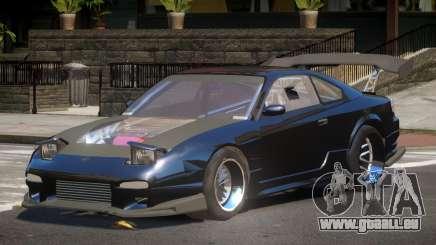 Nissan S330SX D-Style pour GTA 4