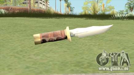 Knife LQ (Manhunt) für GTA San Andreas
