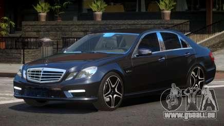Mercedes Benz E63 B-Style für GTA 4