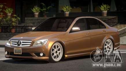 Mercedes-Benz C350 E-Style pour GTA 4
