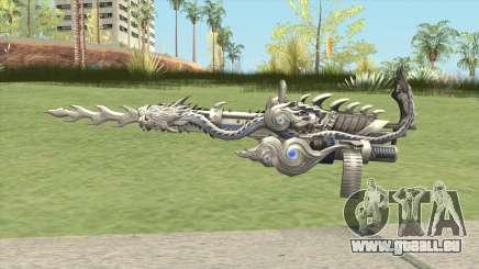 Gatling Gun (Cross Fire) für GTA San Andreas