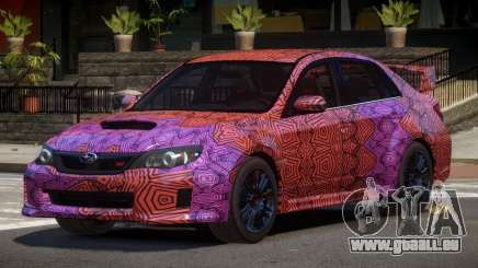 Subaru Impreza S-Tuned PJ3 für GTA 4