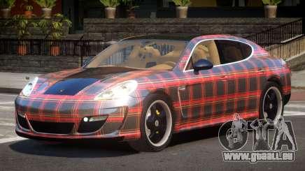 Porsche Panamera ML PJ5 pour GTA 4