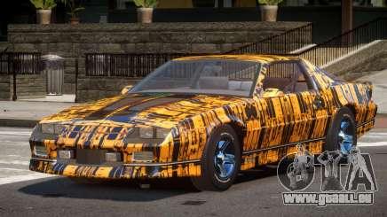 Chevrolet Camaro IR PJ1 für GTA 4