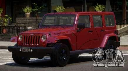 Jeep Wrangler LT PJ5 pour GTA 4
