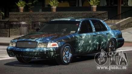 Ford Crown Victoria R-Tuned PJ3 für GTA 4