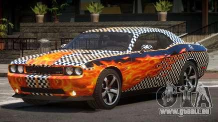 Dodge Challenger GT 392 PJ2 pour GTA 4