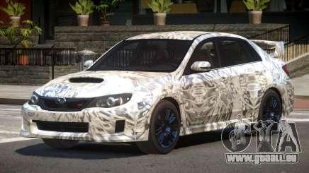 Subaru Impreza S-Tuned PJ4 für GTA 4