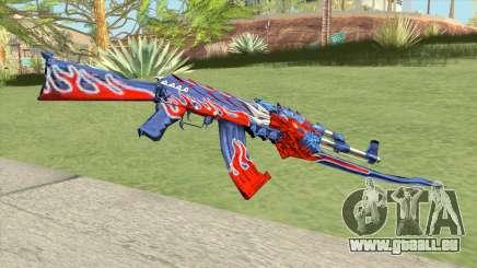 AK-47 (Beast Prime) pour GTA San Andreas