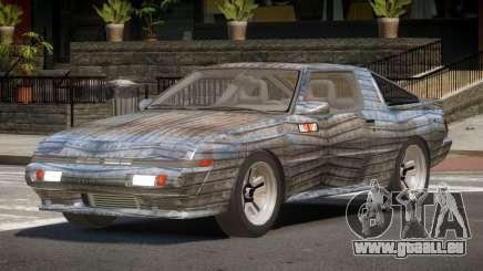 Mitsubishi Starion SR PJ6 für GTA 4