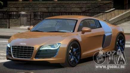 Audi R8 SCD pour GTA 4