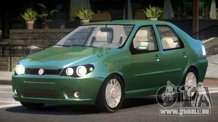 Fiat Albea ST für GTA 4