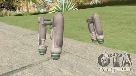 Starlord Gun pour GTA San Andreas