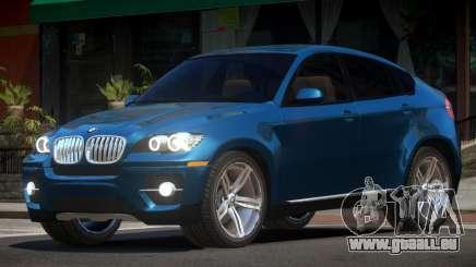 BMW X6 E-Style für GTA 4