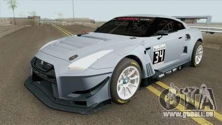 Nissan GTR Nismo GT3 für GTA San Andreas