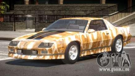 Chevrolet Camaro IR PJ5 für GTA 4