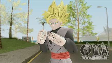 Goku Black V2 (Dragon Ball Super) für GTA San Andreas