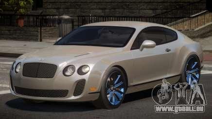 Bentley Continental SR für GTA 4