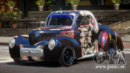 Willys Coupe 441 PJ3 für GTA 4