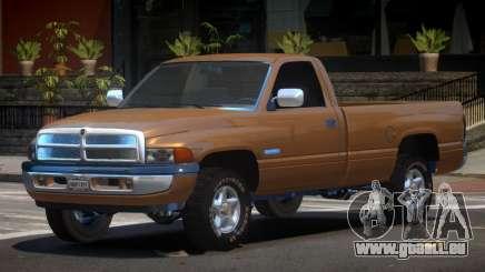 Dodge Ram 2500 Old pour GTA 4