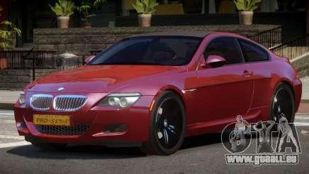 BMW M6 F12 IS pour GTA 4
