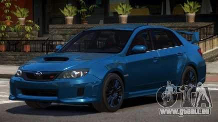 Subaru Impreza S-Tuned für GTA 4