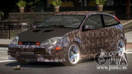 Ford Focus SVT R-Tuning PJ3 für GTA 4