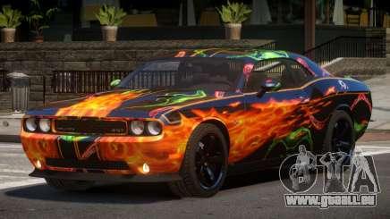 Dodge Challenger GT 392 PJ4 pour GTA 4