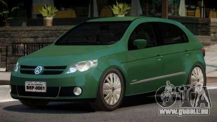 Volkswagen Gol SR für GTA 4