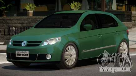 Volkswagen Gol SR pour GTA 4