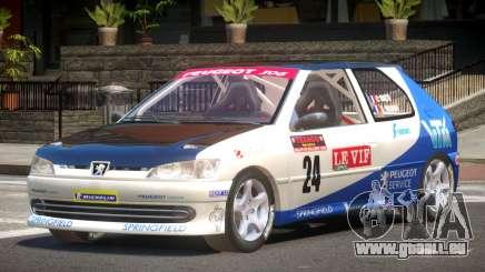 Peugeot 306 L-Tuning für GTA 4