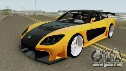 Mazda RX-7 (VeilSide) pour GTA San Andreas
