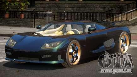 Koenigsegg CCRT Sport für GTA 4