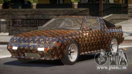 Mitsubishi Starion SR PJ1 für GTA 4