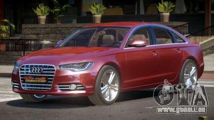 Audi A6L V1.2 pour GTA 4