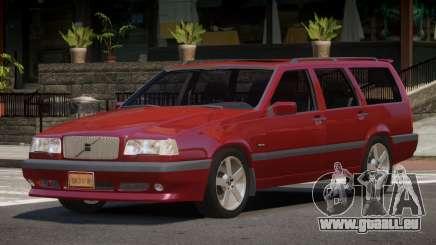 Volvo 850 ST für GTA 4