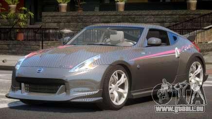 Nissan 370Z SR PJ1 für GTA 4