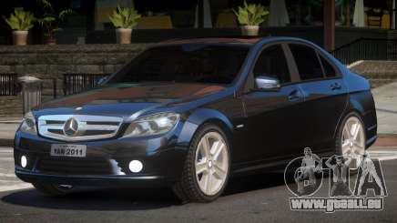 Mercedes Benz C180 ST pour GTA 4
