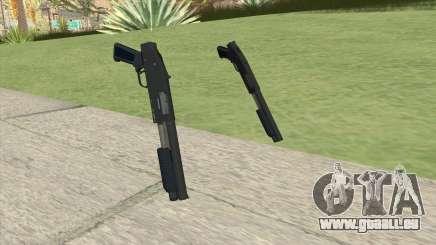 Sawed-Off Shotgun GTA V (LSPD) pour GTA San Andreas