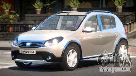 Dacia Sandero V1.0 pour GTA 4