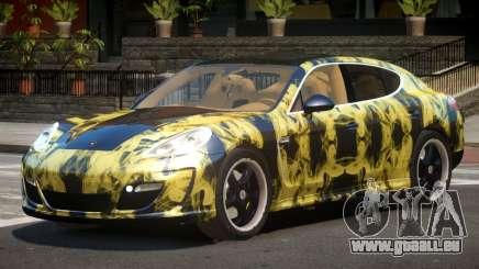 Porsche Panamera ML PJ4 pour GTA 4