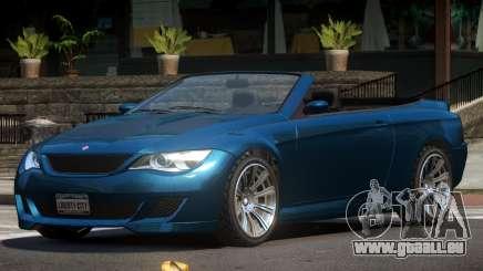 Ubermacht Zion Cabrio für GTA 4