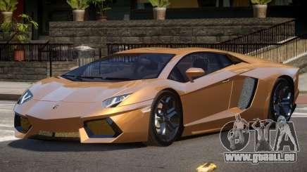 Lamborghini Aventador LP700 RP pour GTA 4