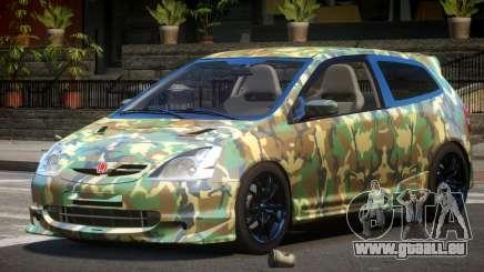 Honda Civic Type R-Tuned PJ6 pour GTA 4