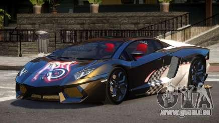 Lamborghini Aventador LP700 RP PJ5 pour GTA 4