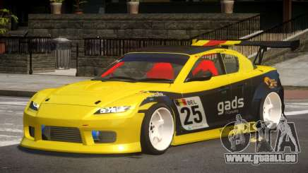 Mazda RX8 S-Tuned PJ5 für GTA 4