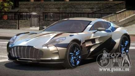 Aston Martin One-77 LS PJ4 für GTA 4