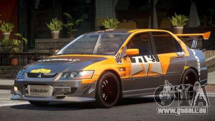 Mitsubishi Lancer S-Tuned PJ4 für GTA 4